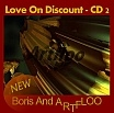 "Love on discount, CD-2,  ""LifeDiver"""