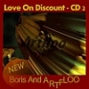 Boris - Love on discount - LifeDiver - CD 2